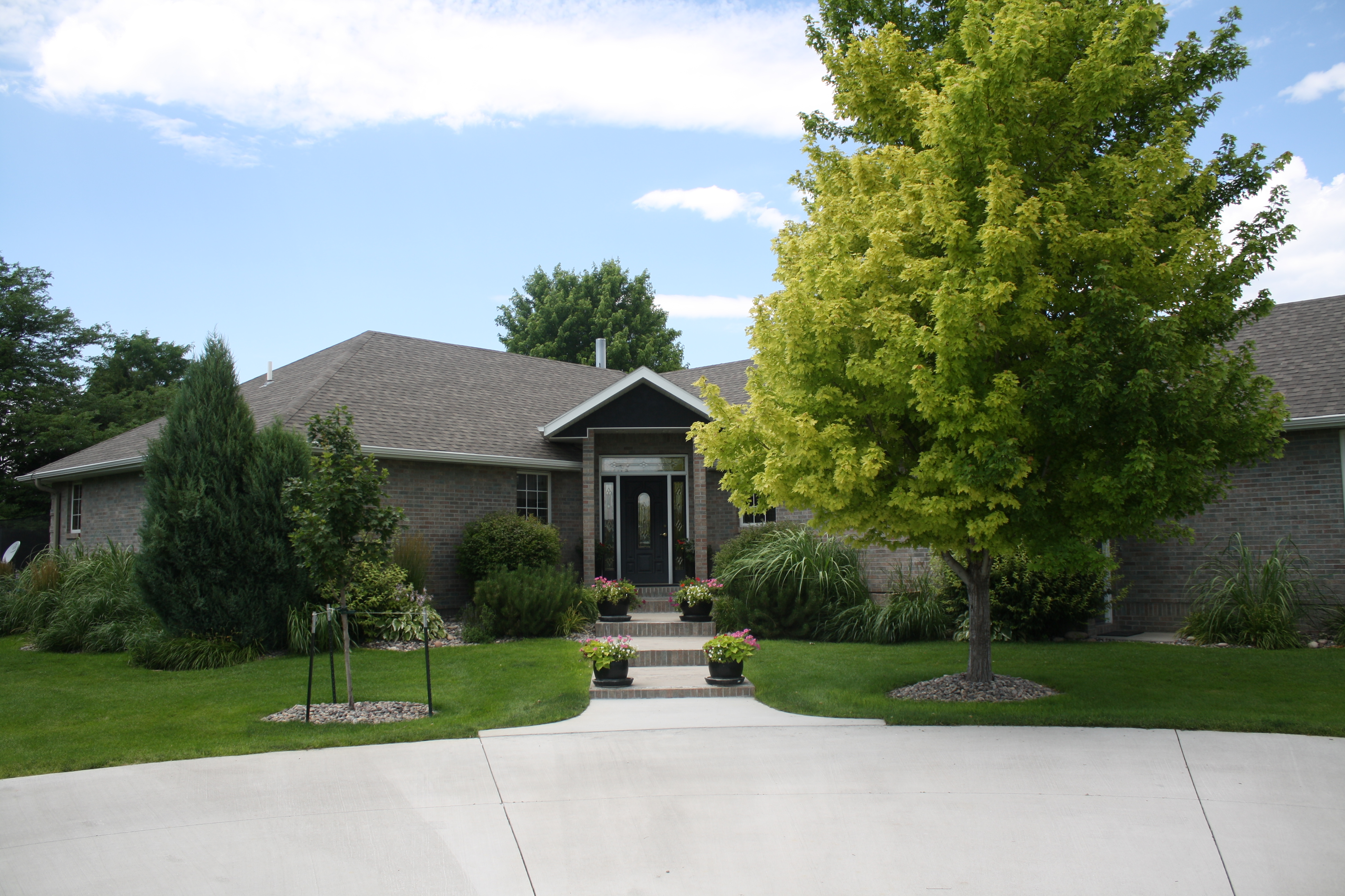 beautiful home with a mother in law suite colson agency inc
